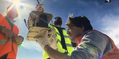 Erreportajea Cansat txapelketaz Aragón TVn