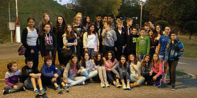 Nos visitan alumnos londinenses