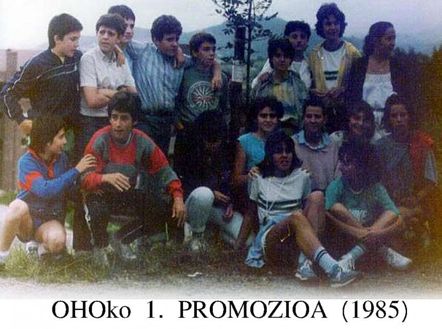 01OHOko_lehen_promozioa_1985.jpg