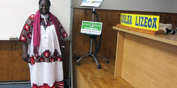 Burkina Fasoko garapen-proiektua