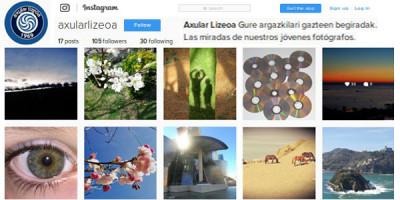 Nueva galería de Instagram
