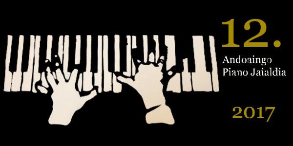 Premiados en el festival del piano de Andoain