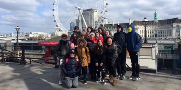Londresen trukaketa
