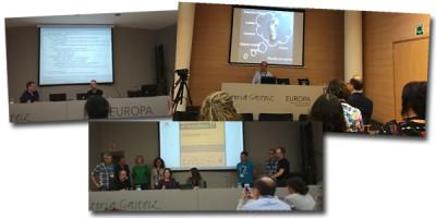 Axular en el encuentro MoodleMoot Euskadi