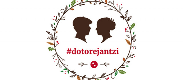 Logotipo del proyecto dotorejantzi
