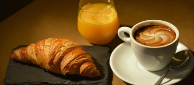 Desayuno con la dirección