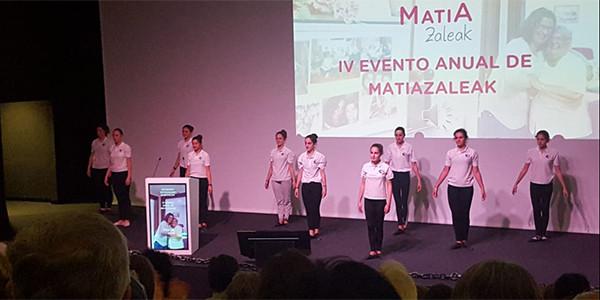 MatiaZaleak IV ekitaldia