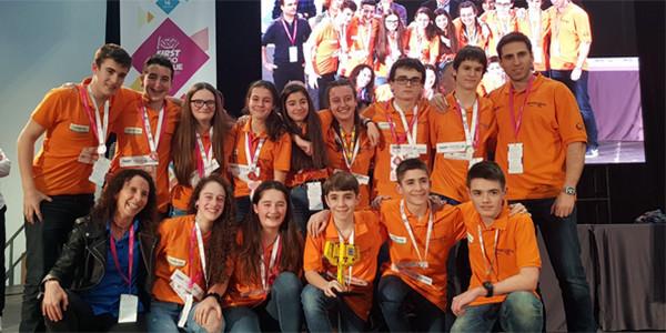 Overclock-ek bigarren saria Euskadiko finalean