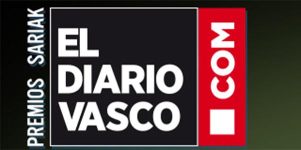 Axular Lizeoa Diario Vasco egunkariaren komunikazio digitaleko sarietarako finalista