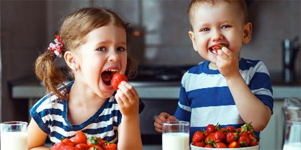 Aprender a comer de forma sana