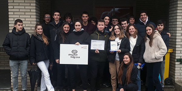 Donostia Innovation Challenge-n txapeldunak