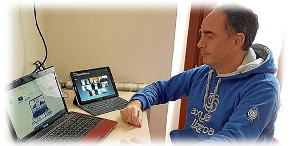 El aula virtual, más real que nunca