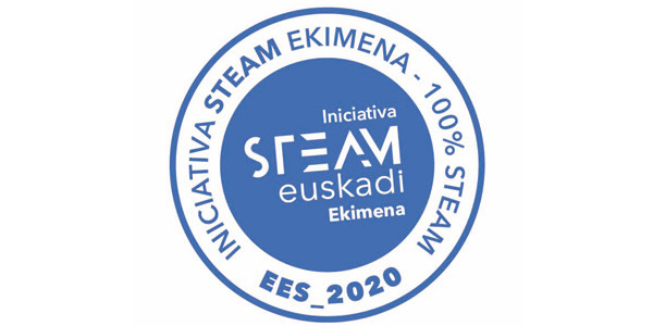Sello STEAM Euskadi