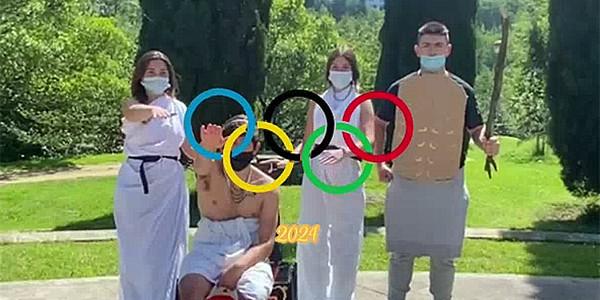 Juegos Olímpicos en 4º de ESO