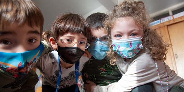 Información sobre la pandemia en la ikastola