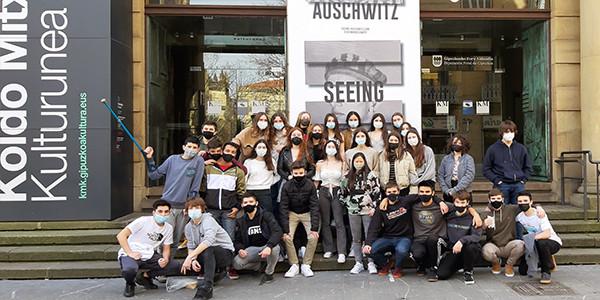 Seeing Auschwitz