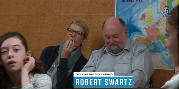 Robert Swartz ikastolan